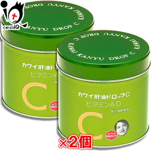 C ドロップ カワイ 肝油