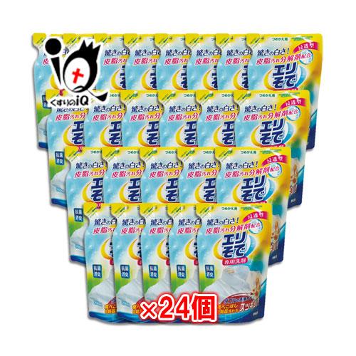 エリそで部分洗い浸透ジェル 液体 詰替 200ml × 24個セット【カネヨ石鹸】