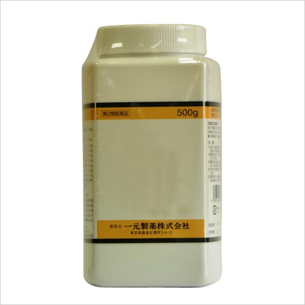【第2類医薬品】一元製薬 黄連解毒湯 500g(おうれんげどくとう オウレンゲドクトウ)