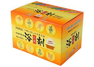 【12個セット】プラス6包添付 ウチダ 浴剤 30g×10包 ウチダ和漢薬 1ケース あせも しもやけ 痔に