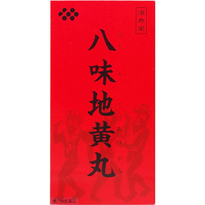 【第2類医薬品】八味地黄丸シンワ 1890丸 伸和製薬 八味丸 はちみがん