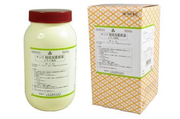 【第2類医薬品】サンワ 桂枝加葛根湯 500g  けいしかかっこんとう 三和生薬
