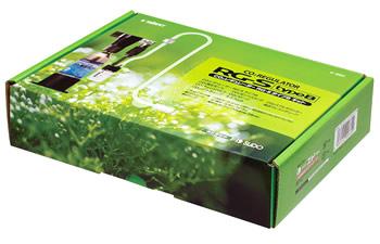 スドー CO2レギュレーター RG-S タイプBキット S-660 (1セット) 水草水槽専用
