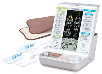 オムロン 電気治療器 2020A/W新作送料無料 HV-F5200 1台 送料無料 smtb-s 管理医療機器 マッサージ 定番から日本未入荷