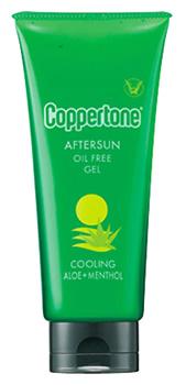 大正製薬 コパトーン アフターサン オイルフリー ジェル (140g) 日焼け肌用化粧水