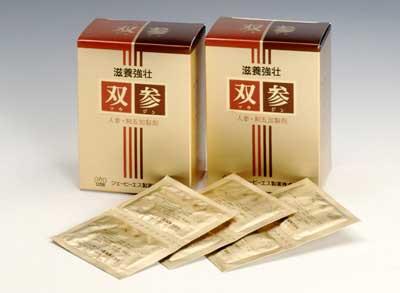 【第3類医薬品】JPS製薬 双参(ソウジン) 30包×10個セット