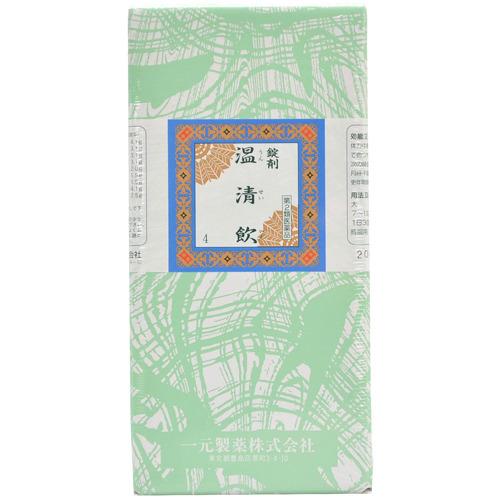 【第2類医薬品】一元製薬 温清飲(うんせいいん) 2000錠