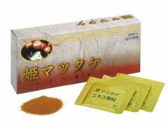 ☆日本で育まれた大自然の力!日本食菌工業 姫マツタケエキス顆粒 60g(2g×30包)×12個セット