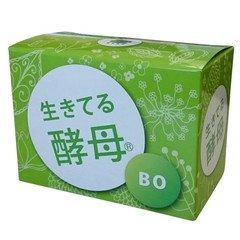 ☆30包あたり税抜2300円!日健協サービス スパーライフ 生きてる酵母BO(抹茶風味) 150包※箱なしエコ包装品でお届けします
