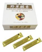 ☆80種類の野草・野菜・果物・海藻を発酵・熟成!ラメール 濃縮野草酵素 濃縮ペーストタイプ 5g×30包