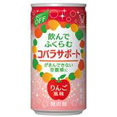 ☆単品よりも20%お得!大正製薬 コバラサポート りんご風味 185ml×60缶入り(2ケース)