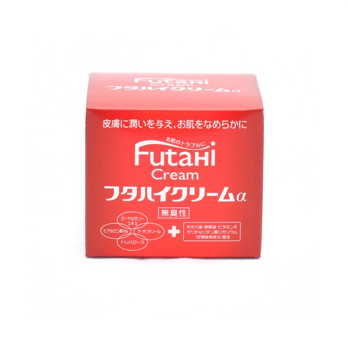 ☆手にも顔にも使える全身スキンケアクリーム!大和製薬 フタハイクリームα 130g×6個セット