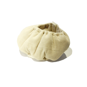 Healing 頭や首にあてる岩盤 ヘッド&ネックウォーマー Head & Neck warmer【ホルミシス】【テラヘルツ波】【遠赤外線】【マイナスイオン】【白金】