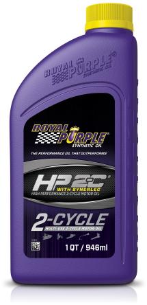 高級な タフで強力な潤滑皮膜により摩擦係数を低減 薄い混合比で確実にエンジンを保護 類い希な清浄性でプラグや燃焼室をクリーンに保持 正規輸入品ロイヤルパープルHP 2-C ROYAL PURPLE SYNTHETIC 1QT OIL 2スト用エンジンオイル HP2C 日本全国 送料無料 0.946L
