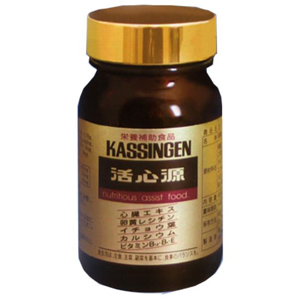 【訳あり】活心源 110粒 イチョウ葉エキス レシチン 健康を守りたい貴方へ