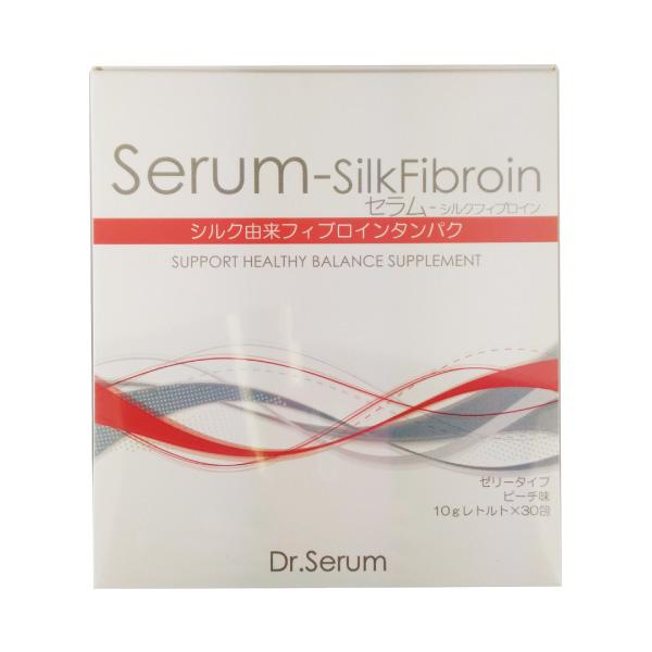 ドクターセラム セラム シルクフィブロイン 絹のゼリー