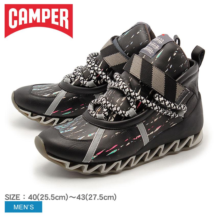 【クーポン配布!スーパーSALE】 カンペール トゥギャザー ヒマラヤン ベルンハルト ウィルヘルム コラボモデル (CAMPER TOGETHER HIMALAYAN BERNHARD WILLHELM 36514 018 Himalayan) メンズ 靴 シューズ カジュアル スニーカー コラボレーション