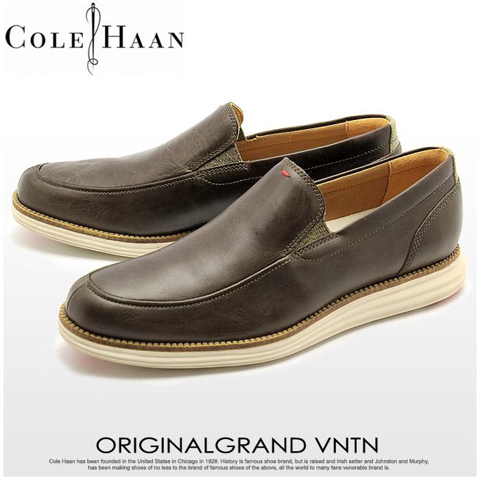 【クーポン配布!スーパーSALE】 コールハーン オリジナルグランド ベネチアン ローファー ジャバ (COLE HAAN C21404 ORIGINALGRAND VNTN)メンズ 革靴 ウイングチップ 短靴 レザーシューズ 本革
