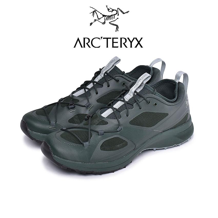 アークテリクス ARC'TERYX ランニングシューズ ノーバン VT メンズ 靴 シューズ スニーカー アウトドア スポーツ テクニカルトレイル クライミング 長距離向け ジョギング トレーニング ローカット 軽量 運動 靴 ブランド ビブラム カーキ NORVAN VT 20160