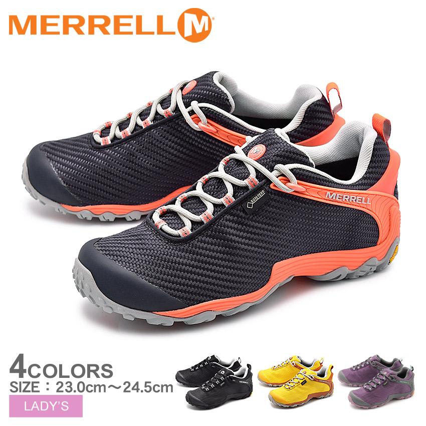 メレル MERRELL トレッキングシューズ カメレオン7 ストーム ゴアテックス アウトドア 防水 登山 シューズ 靴 レディース CHAMELEON7 STORM GORE-TEX J38608 J31130 送料無料