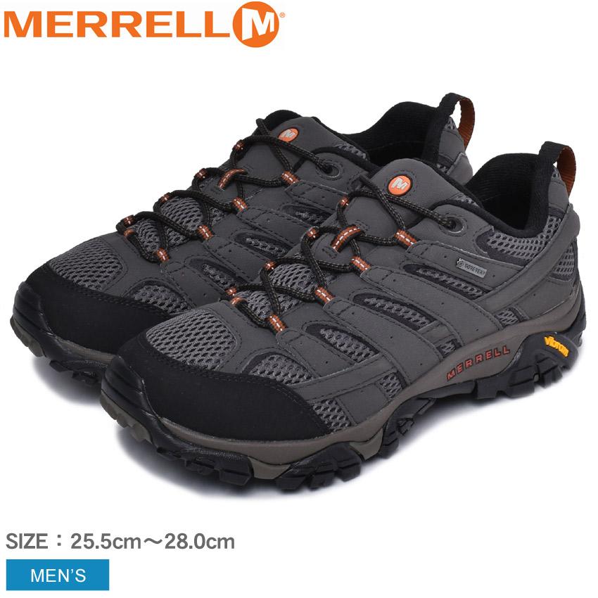 メレル MERRELL モアブ 2 ゴアテックス ワイド ワイズ トレッキングシューズ カーキ 靴 シューズ スニーカー アウトドア ローカット ワイド 幅広 運動 登山 山登り 靴 防水 雨 MOAB 2 GORE-TEX WIDE WIDTH J06039W
