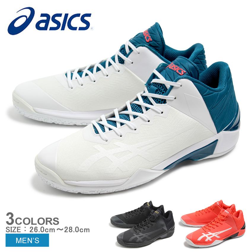 アシックス ASICS ゲルバースト22 Z バスケットシューズ バッシュ バスケ 練習 トレーニング シューズ 靴 メンズ ホワイト ブラック オレンジ 白 黒 GELBURST 22 Z 1063A001 100 700 送料無料