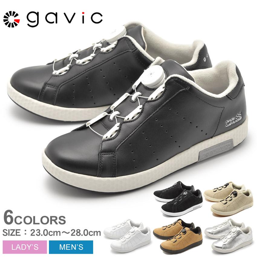 ガビックライフスタイル GAVIC LIFE STYLE ゼウスダイヤル スニーカー メンズ レディース ローカット ハイテク シューズ 靴 ブラック ホワイト ベージュ 黒 白 ZEUS DIAL GVC009 BLK O.WHT BEG