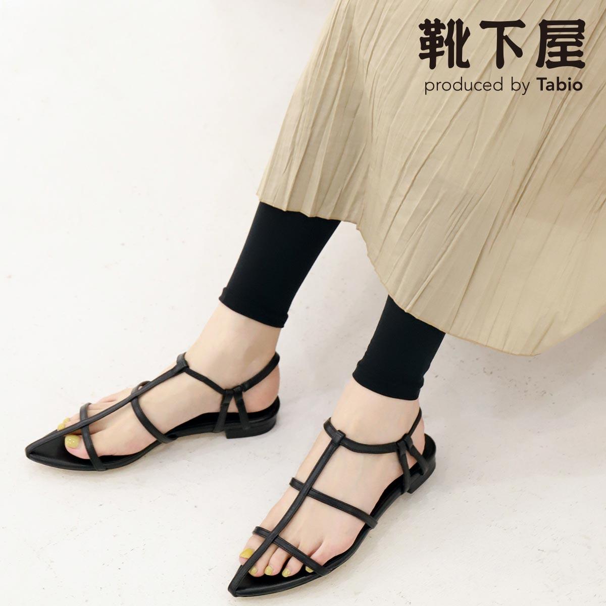 靴下屋 綿混10分丈レギンス 靴下 タビオ Tabio くつ下 日本製 レギンス ついに入荷 レディース ショッピング あす楽 スパッツ