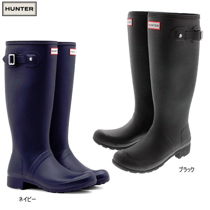ハンター HUNTER レインブーツ レディース オリジナル ツアー WFT1026 正規品 雨靴 ラバーブーツ