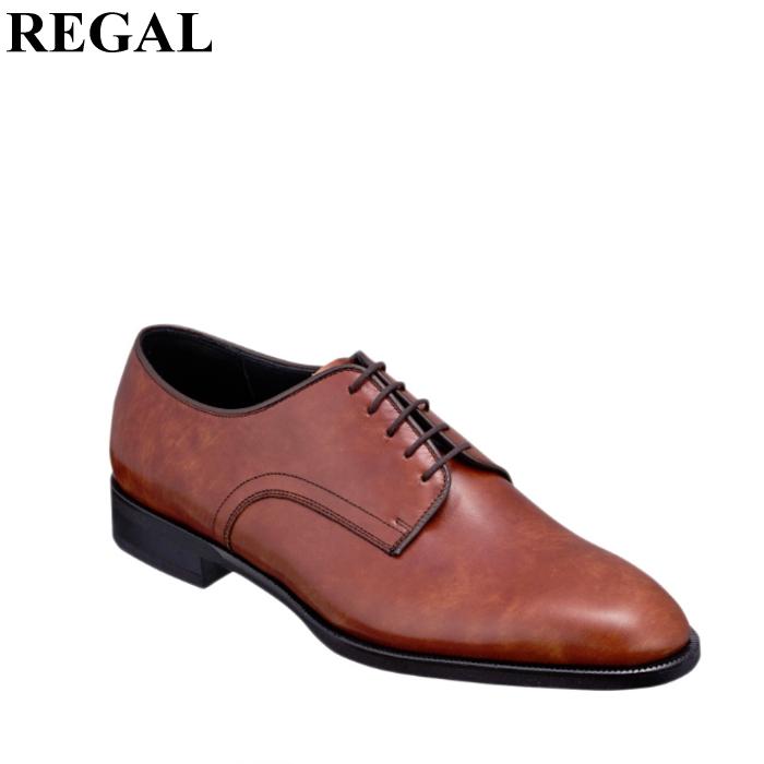 リーガル REGAL メンズ ビジネスシューズ プレーントウ REGAL 10KRBD 革靴 紳士靴 皮靴