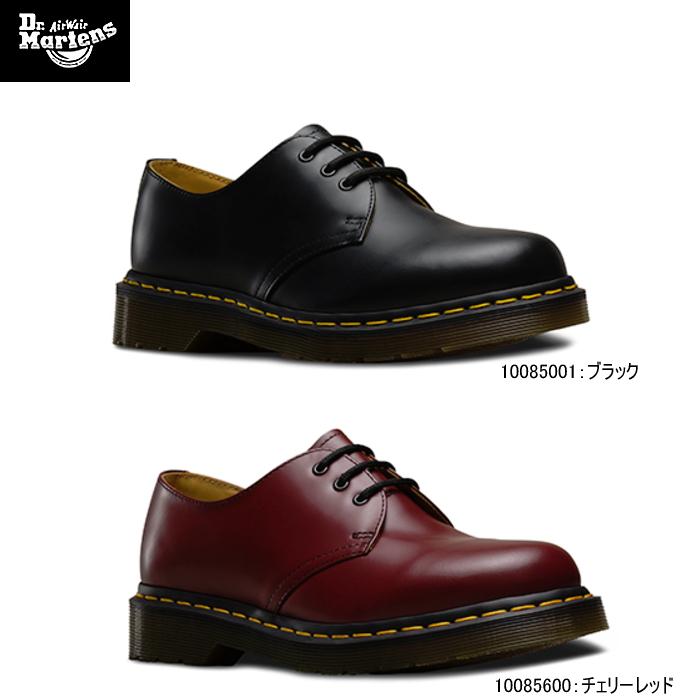 ドクターマーチン 3EYE GIBSON 1461 メンズ レディース Dr.Martens 3アイレット ギブソン プレーントゥ カジュアル レザー シューズ 靴