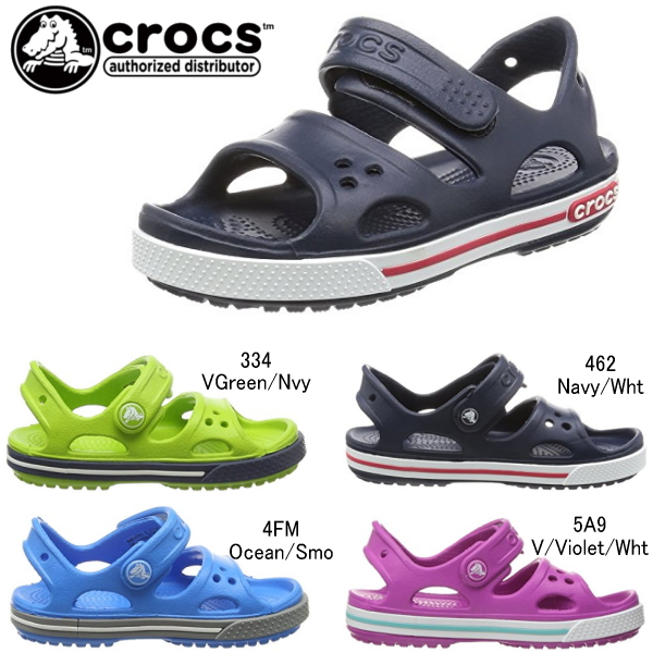 4585fa4fe5e Clocks clock band 2.0 sandals PS crocs crocband 2.0 sandal PS 14854 kids  sandals child ○