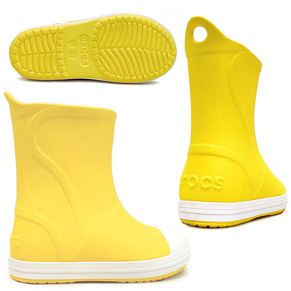 61ffe07778a3aa Rain boots of integrally molding it. The kids rain boots of the simple  design. Adopt