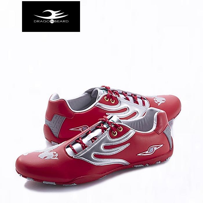 ドラゴンベアード ウルトラセブン メンズ スニーカー DRAGON BEARD DB-3902ULTRA7 カジュアルシューズ メンズ カジュアル シューズ 男性用 靴 メンズ靴 おしゃれ ローカット スニーカー かっこいい レッド 赤 26.0cm 26.5cm 27.0cm 27.5cm 28.0cm