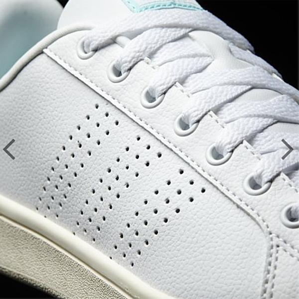 阿迪达斯adidas女士运动鞋AW3975云形式散装列安adidas neo CLOUDFOAM VALCLEAN●