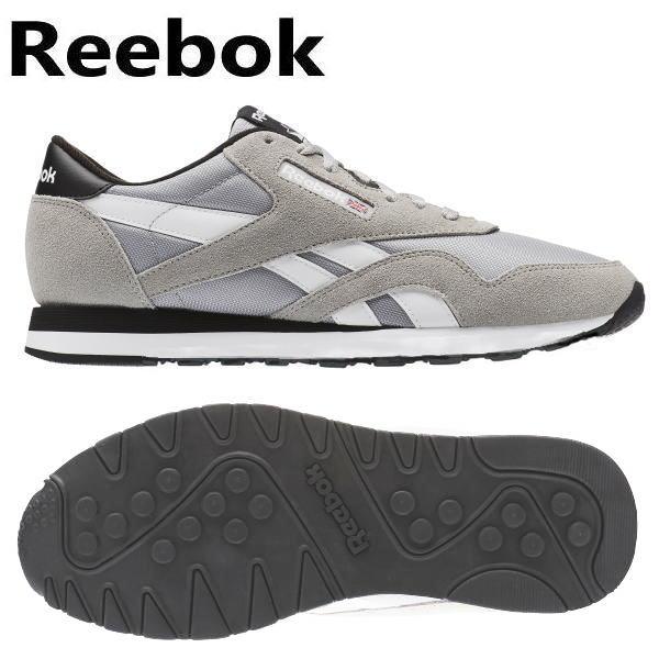 be6ace5e4e9d26 Reebok (REEBOK) classical music nylon Lady s men sneakers Reebok CLASSIC  NYLON TS AR2779○