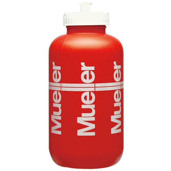 ミューラー Mueller ミューラー Mueller スポーツボトル レッド プルキャップ MUE-020626 レッド (ストロー無し)●