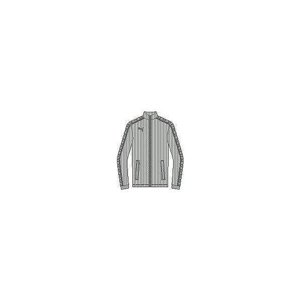 プーマ PUMA トレーニングジャケット PMJ-902395 (04)シルバー メンズ・ユニセックス ジャージ トップス 長袖 スポーツウェア M ●