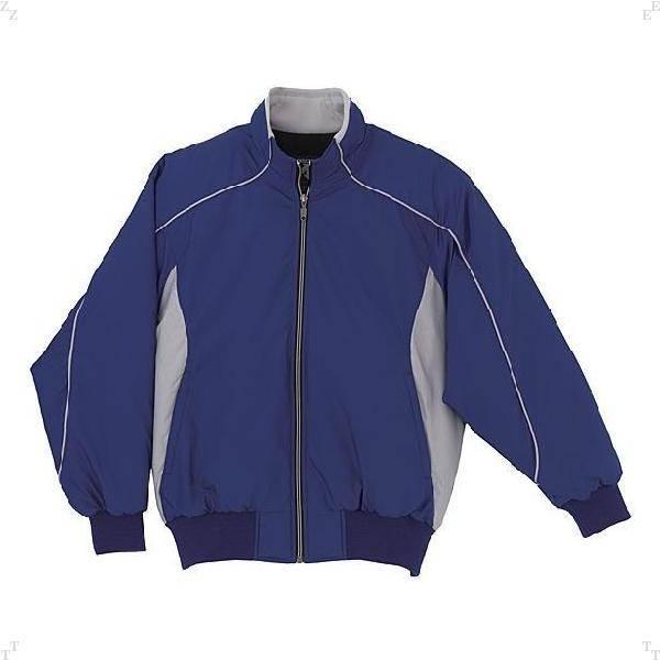 デサント(DESCENTE)エラスチックチタンサーモジャケットロイヤル(ds-dr215-roy) メンズ 男性用 スポーツウェア ウエア 長袖 あったか 暖かい 暖か 軽い 軽量 ストレッチ トップス ジャンパー グラコン リブ