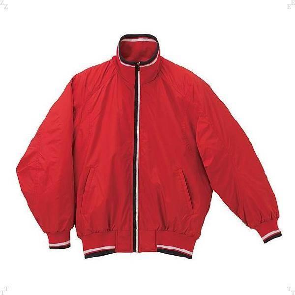 デサント(DESCENTE)エラスチックチタンサーモジャケットレッド(ds-dr216-red) メンズ 男性用 スポーツウェア ウエア 長袖 あったか 暖かい 暖か 軽い 軽量 ストレッチ トップス ジャンパー グラコン リブ