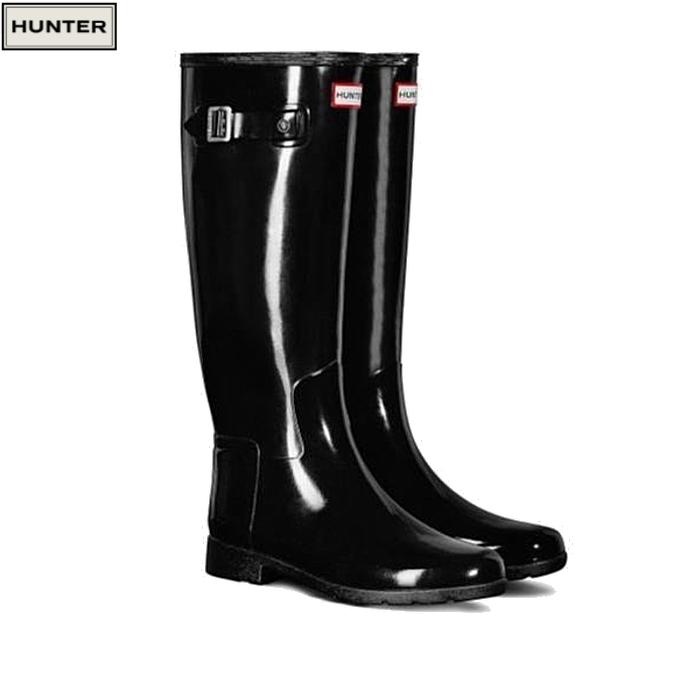 ハンター レインブーツ レディース オリジナル リファインド グロス HUNTER W ORG REFINED GLOSS WFT1071RGL レインシューズ 長靴 防水