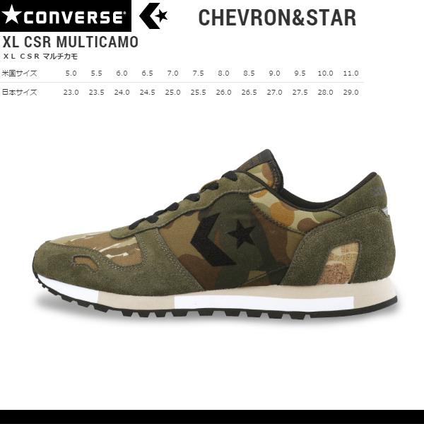 4faa1048e33b Converse sneakers men Chevron star CONVERSE XL CSR MULTICAMO shoes men shoes  sneakers xlarge camouflage○