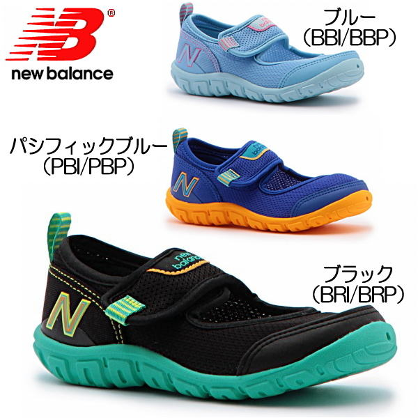 3fbe3d0d Child of the New Balance kids sandals water shoes New Balance KA207 aqua  shoes sneakers boy woman●