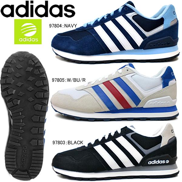 阿迪达斯adidas 10K人运动鞋[F97803/F97804/F97805]跑步跑步men's sneaker●