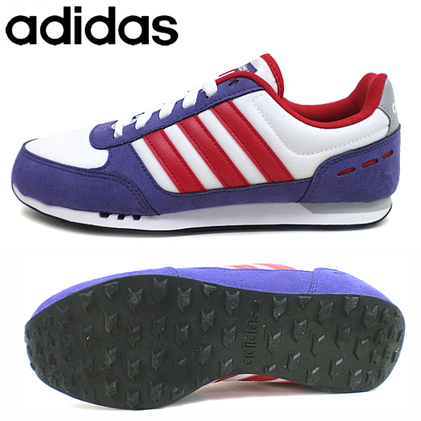 Adidas City Racer Neo Women Athletic Shoes