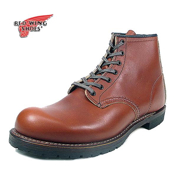 【訳あり:箱破損】【返品交換不可】 レッドウィング ベックマン RED WING 正規品 REDWING 9022 ラウンド ブーツ