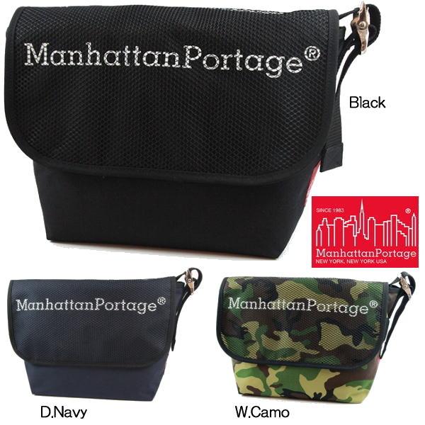 即納 送料無料 マンハッタンポーテージ メッセンジャー バッグ Manhattan Portage ●