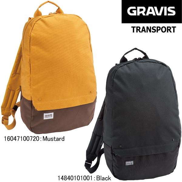 グラビスバッグバックパックトランスポート GRAVIS TRANSPORT 16047100/14840101 bag rucksack bag bag グラビス