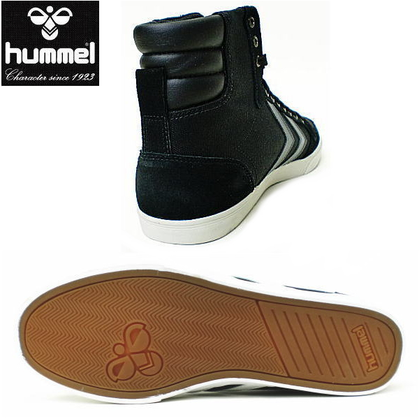 Hyun Mel sneakers men hummel SLIMMER STADIL HIGH WINTER HM63163 sports casual shoes ●