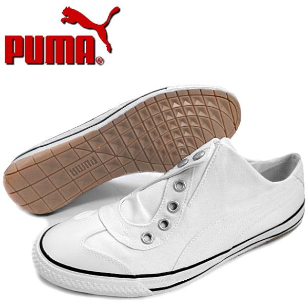 Puma 917 スナッピースリップオンメンズスニーカー PUMA [347,618-02] ●